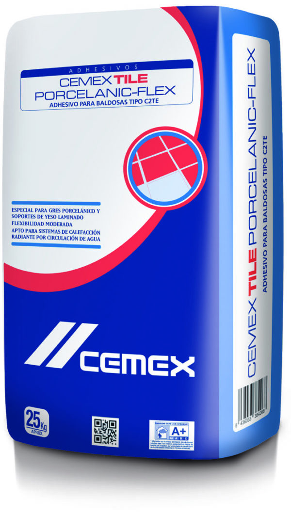 CEMEX TILE PORCELANIC-FLEX (C2TE)