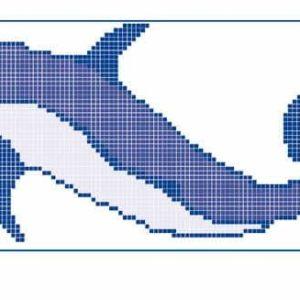 Delfín grande