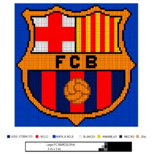 Escudo Barça mediano