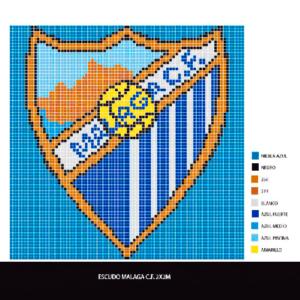 Escudo Málaga CF
