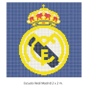 Escudo Real Madrid mediano