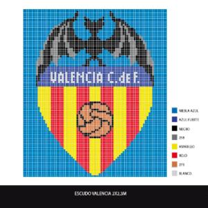 Escudo Valencia FC