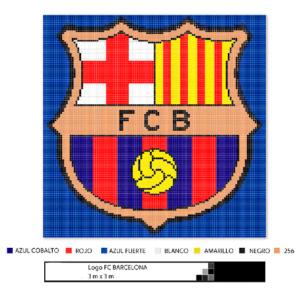 Escudo Barça grande