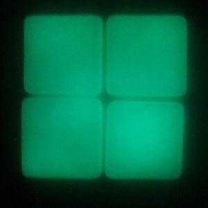 Luminiscente 02 (luz verde)