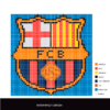 Escudo Barça pequeño