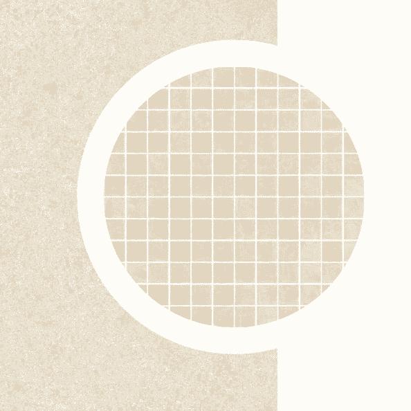 Base porcelánico Stone Beige 30x60