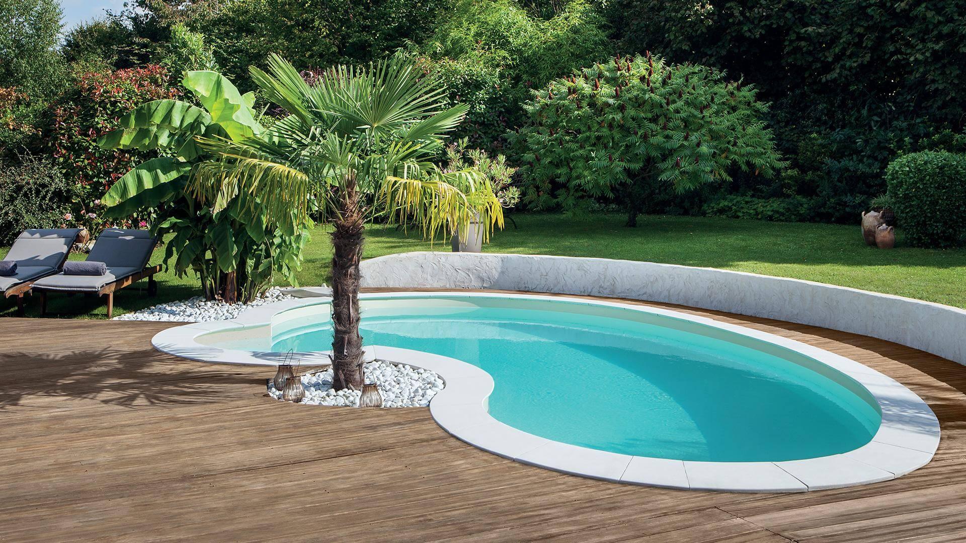 piscinas tipo rinon
