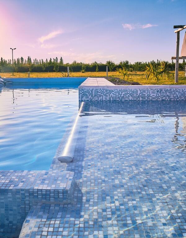 orientacion piscina